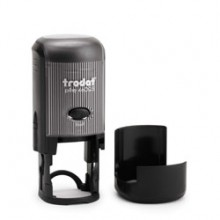 Trodat Printy 46025 Self Inking Rubber Stamp 25mm Round