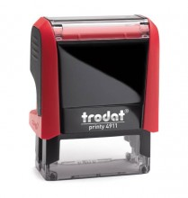 Trodat Printy 4911 Self Inking Rubber Stamp  38mm x 14mm
