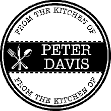 Kitchen Stamp Style 1