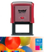 Multicolour Trodat Printy 4928 Self Inking Rubber Stamp 60mm x 33mm