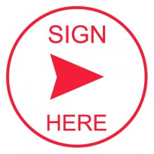 Sign Here Right