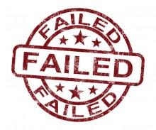 Teacher Stamp FAILED