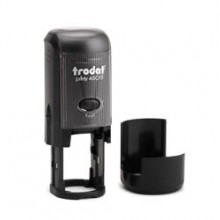 Trodat Printy 46019 Self Inking Rubber Stamp 19mm Round