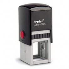Trodat Printy 4923 Self Inking Rubber Stamp 30mm Square