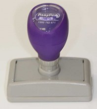 DF3267 Self Inking Rubber Stamp 67mm  x 32mm