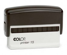 Colop Printer 15 Self Inking Rubber Stamp 69mm x 10mm