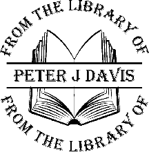 Library Stamp Style 2