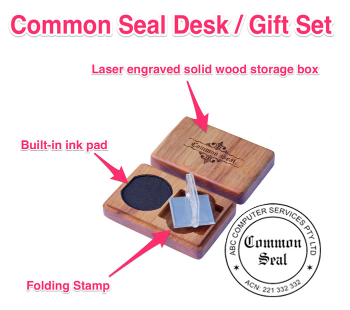 common-seal-desk-gift-set