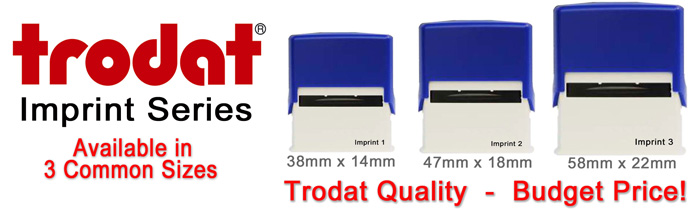 Trodat Imprint Series