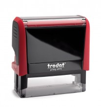 Trodat Printy 4915 Self Inking Rubber Stamp  70mm x 25mm