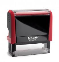 Trodat Printy 4915 Self Inking Rubber Stamp  70mm x 25mm